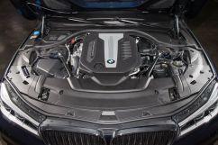 Двигатель B57B30TOP в BMW 7-Series 2015, седан, 6 поколение, G11, G12 (07.2015 - н.в.)