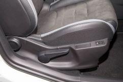 Регулировка передних сидений: Передние сидения с регулировкой по высоте