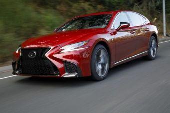 Компания Lexus поменяла планы на Токийский автосалон