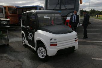 Мощность электромобиля Zetta/El-Panda— 98 л.с.