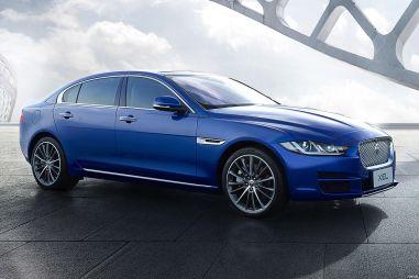 Компактный Jaguar XE удлинили специально для китайцев