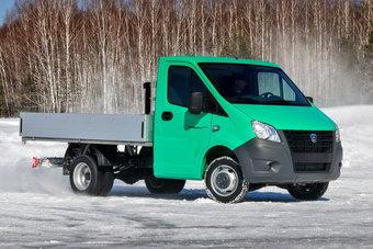 «ГАЗель Next» с мотором Isuzu создана в рамках сотрудничества с японской компанией.