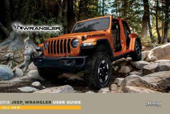 Для нового Jeep Wrangler будут доступны два бензиновым мотора.