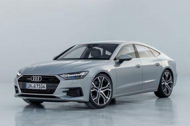 Audi A7 нового поколения получил 48-вольтовую электросистему и полноуправляемое шасси