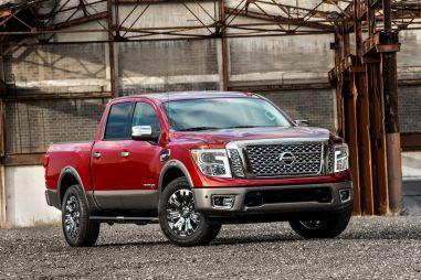 Nissan Titan выведут на российский рынок
