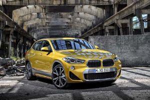 Новый компактный кроссовер BMW X2 представили официально