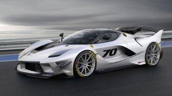 Самый мощный автомобиль из Маранелло получил ряд доработок в области аэродинамики.