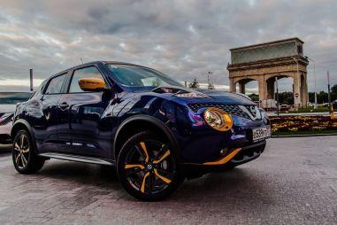 Блиц-тест Nissan Juke 2017 модельного года. Долететь до магазина