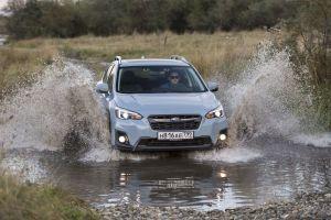 Первый тест нового Subaru XV. Внутреннее обновление