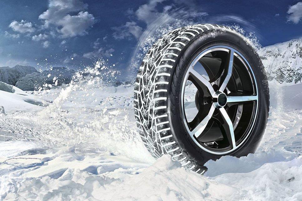 Тест зимних шин r18 для кроссоверов