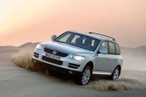 VW Touareg первого поколения (2002–10 гг.). Дешево купить, дорого содержать
