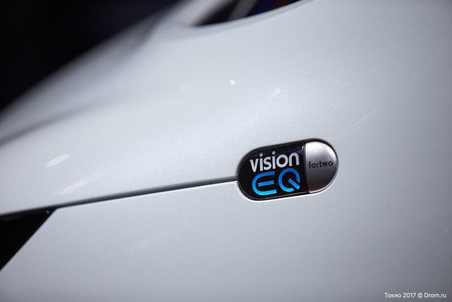 Smart Fortwo Vision EQ