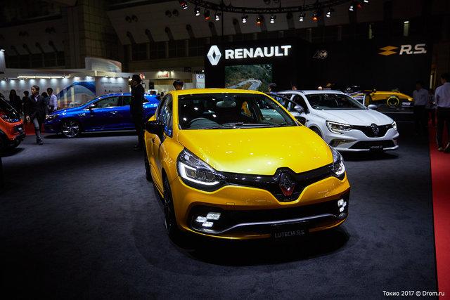 Renault Lutecia RS