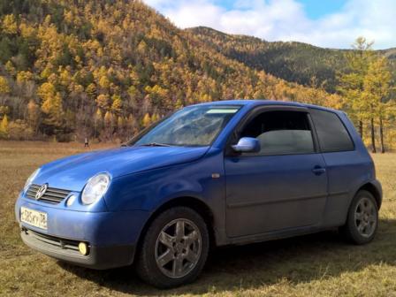 Volkswagen Lupo 1998 - отзыв владельца