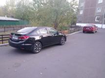 Honda Civic 2012 отзыв автора | Дата публикации 04.11.2016.