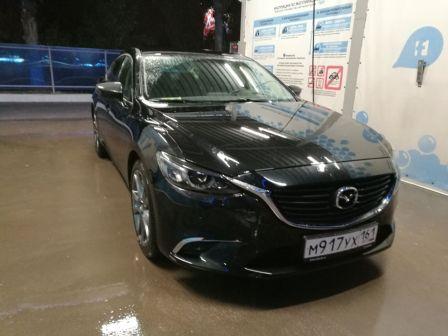 Mazda Mazda6 2016 - отзыв владельца