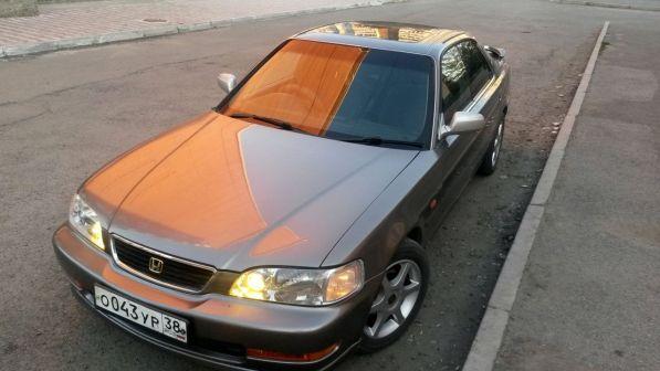 Honda Saber 1995 - отзыв владельца