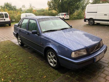 Volvo 460 1995 - отзыв владельца