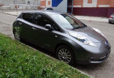 Nissan Leaf 2013 отзыв автора | Дата публикации 23.10.2017.