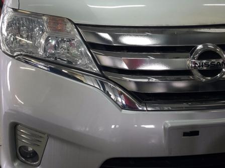 Nissan Serena 2012 - отзыв владельца
