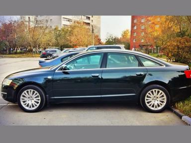 Audi A6 2004 отзыв автора | Дата публикации 31.07.2017.