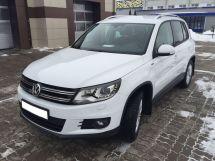 Volkswagen Tiguan 2016 отзыв автора | Дата публикации 16.10.2017.
