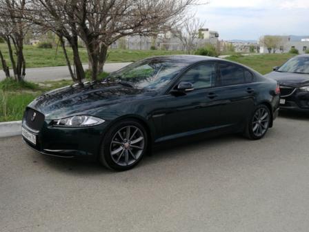 Jaguar XF 2014 - отзыв владельца