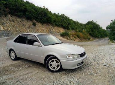 Toyota Corolla 1998 отзыв автора | Дата публикации 23.11.2011.