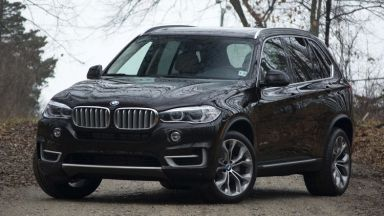BMW X5, 2014