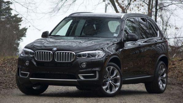 BMW X5 2014 - отзыв владельца