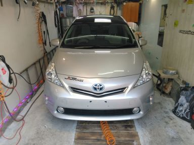 Toyota Prius a, 2012