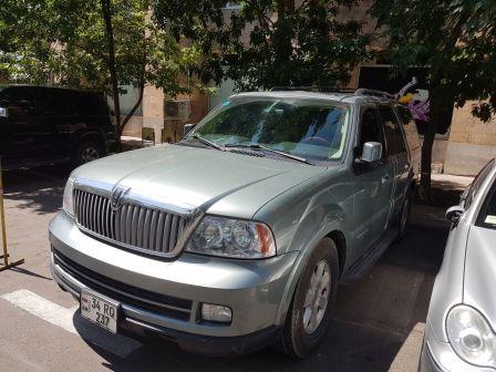 Lincoln Navigator 2005 - отзыв владельца