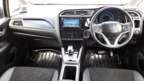Honda Shuttle, 2016