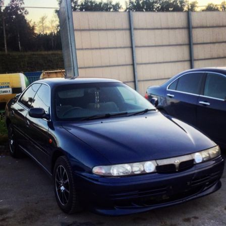 Mitsubishi Emeraude 1994 - отзыв владельца