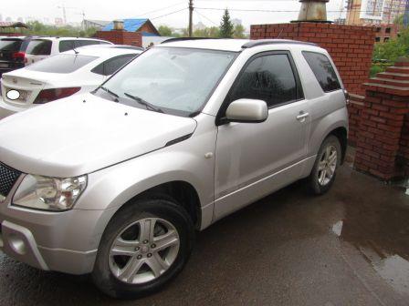 Suzuki Grand Vitara 2007 - отзыв владельца