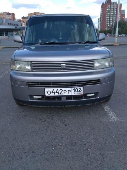 Toyota bB 2002 - отзыв владельца