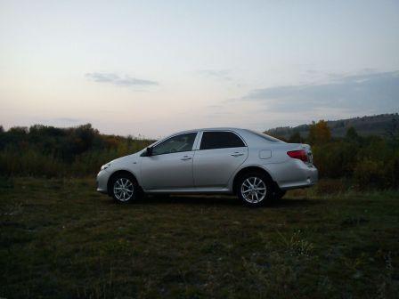 Toyota Corolla 2008 - отзыв владельца