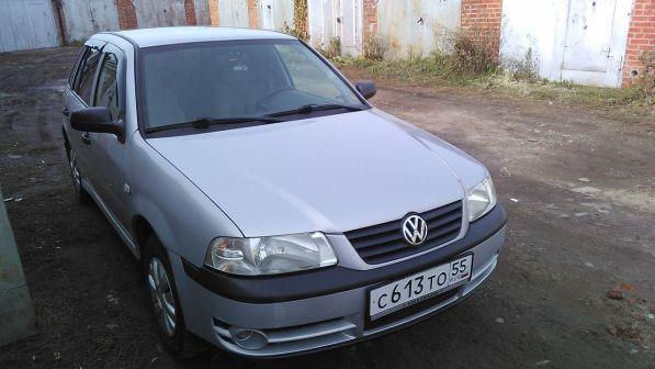 Volkswagen Pointer 2004 - отзыв владельца