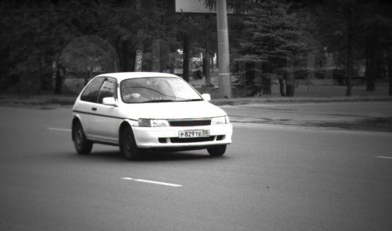 Toyota Tercel 1993 - отзыв владельца