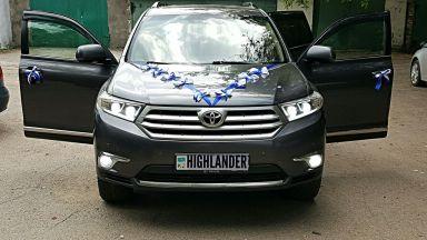 Toyota Highlander 2011 отзыв автора | Дата публикации 11.10.2017.