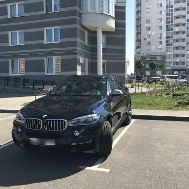 BMW X6 2017 отзыв автора | Дата публикации 11.10.2017.