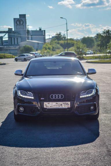 Audi S5 2008 отзыв автора | Дата публикации 12.10.2017.