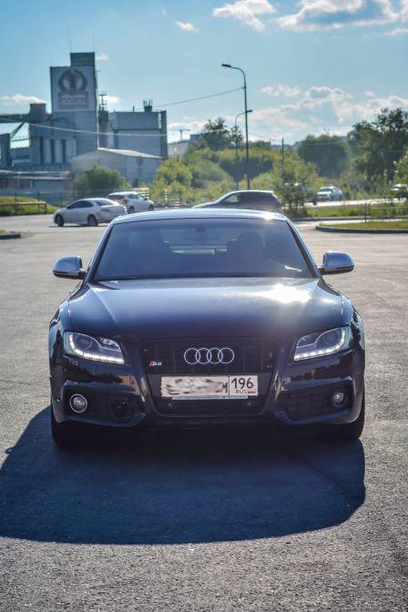 Audi S5 2008 - отзыв владельца