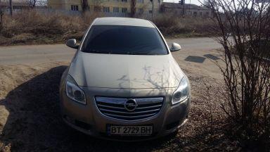 Opel Insignia 2009 отзыв автора | Дата публикации 17.10.2017.