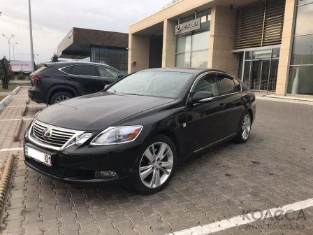 Lexus GS450h 2011 - отзыв владельца