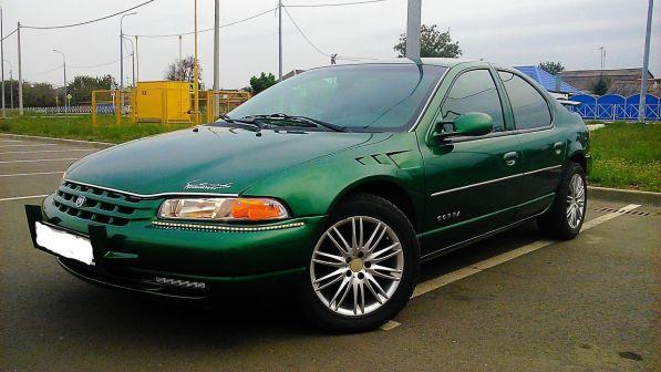 Plymouth Breeze 1999 - отзыв владельца