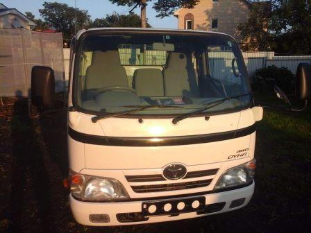 Toyota ToyoAce 2012 - отзыв владельца