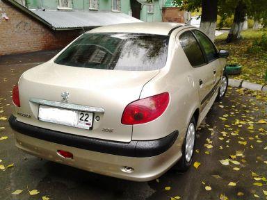 Peugeot 206, 2008