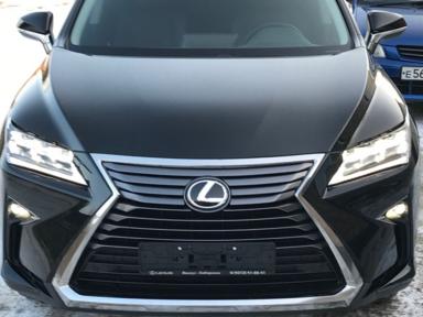Lexus RX200t 2017 отзыв автора | Дата публикации 22.10.2017.