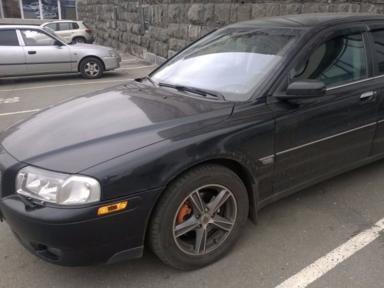 Volvo S80, 2003